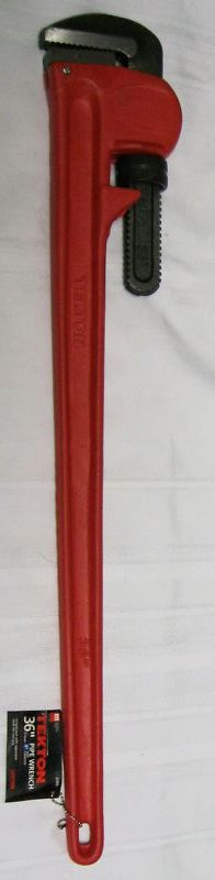 "New MIT Heavy Duty 36"" Pipe Wrench #2395"