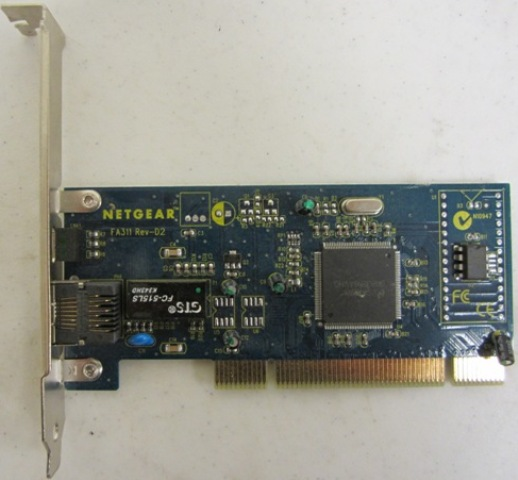 NETGEAR Network PCI Card