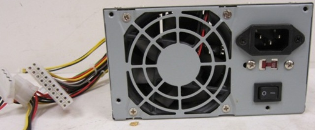 P5 Power supply for a Pentium Computere Mother Board
